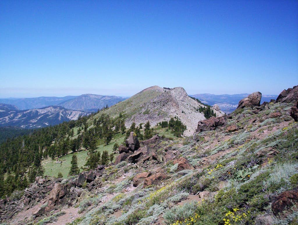 Lyon Peak