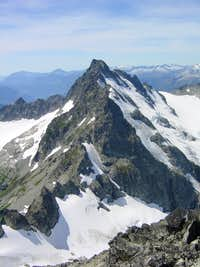 Serratus Mountain