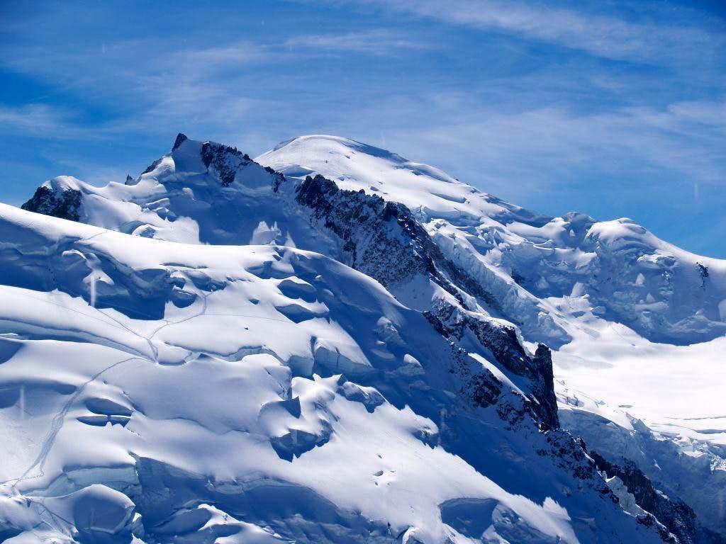 Mont Blanc & Mont Maudit