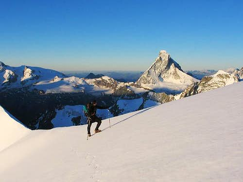 Matterhorn from Zinalrothorn