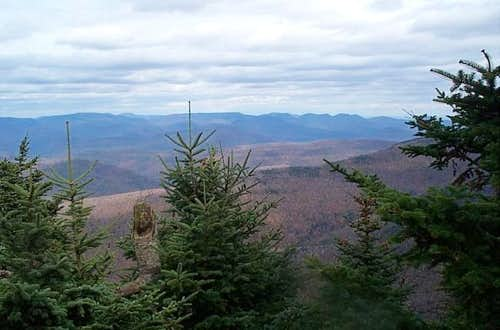 View from Slide Mtn....