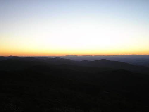 Hightop Sunset