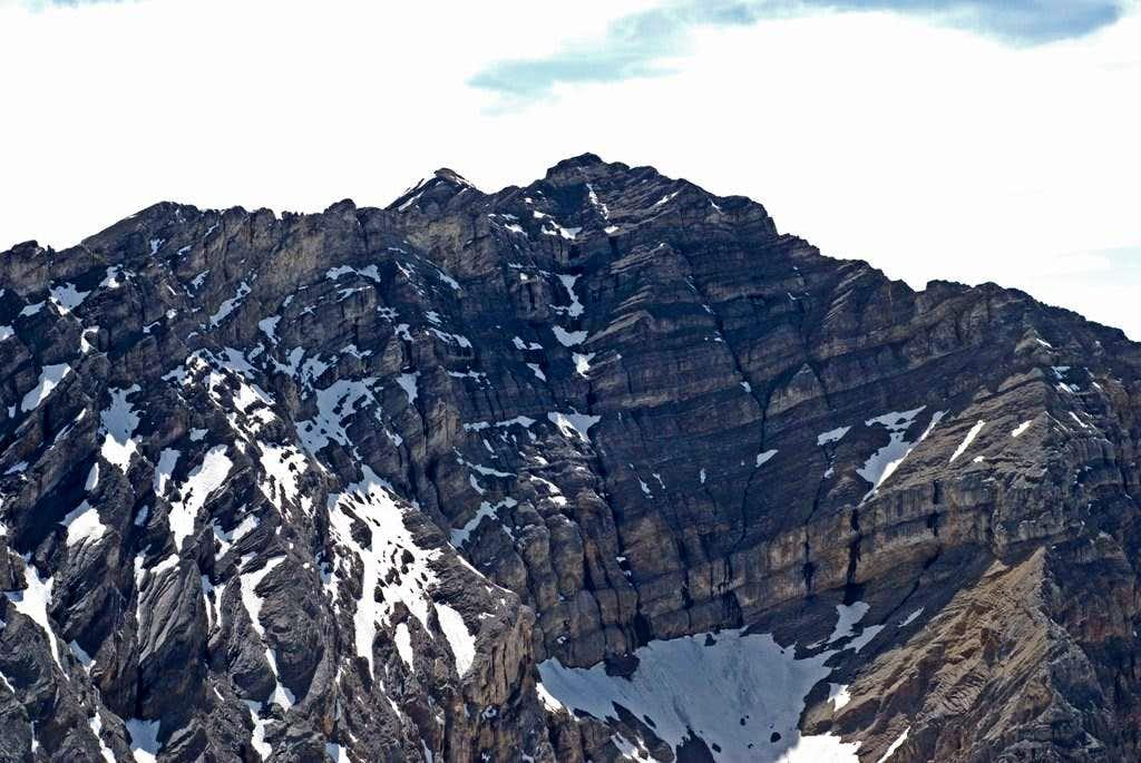 East Face of USGS peak