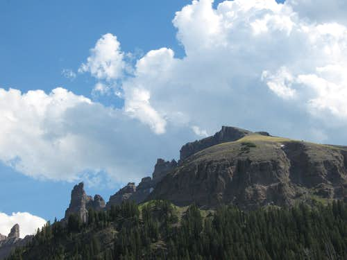 Pinnacle Buttes-- NW
