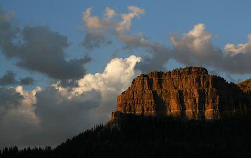 Pinnacle Buttes