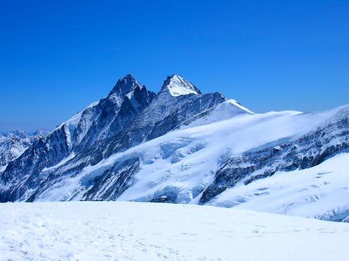 Summit view: Grossglockner
