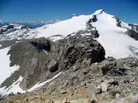Wildhorn seen from Schnidehorn (2.927m)