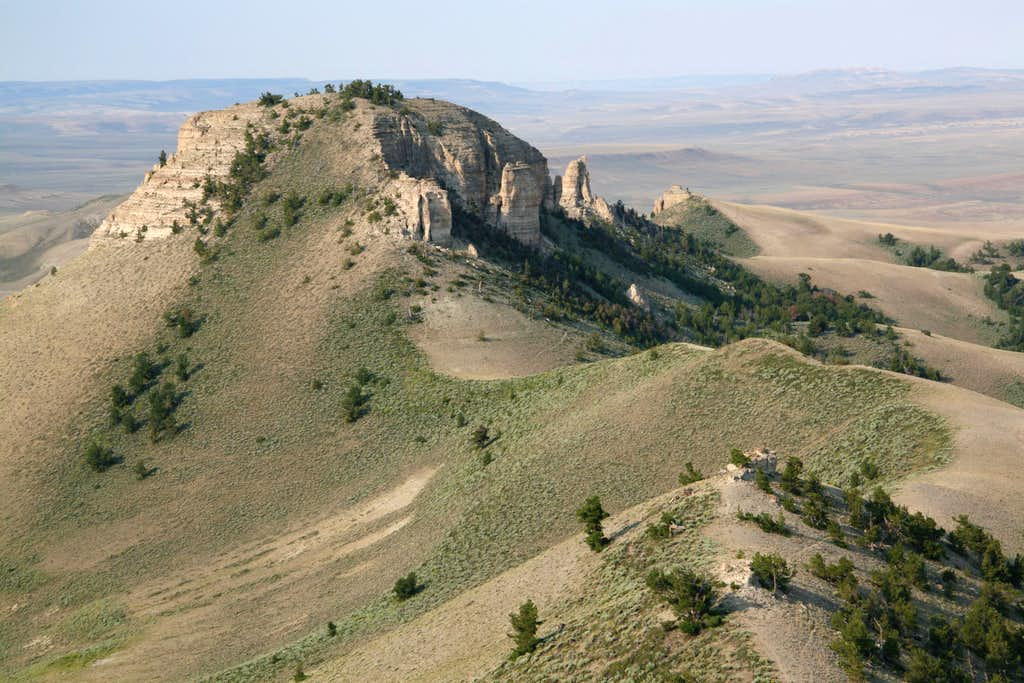 West Oregon Butte