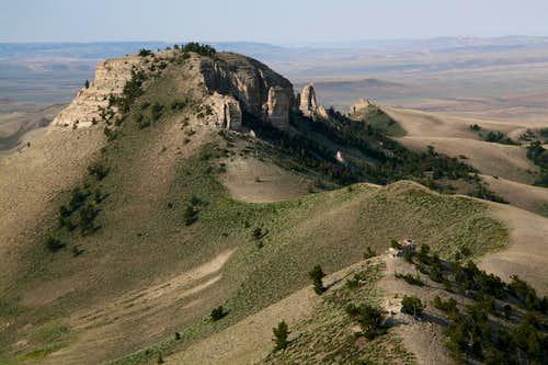 West Oregon Butte
