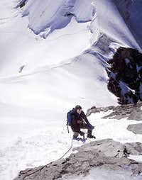 Jungfrau Southeast Ridge