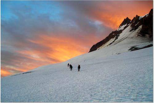 Mt Jefferson,  Oregon.