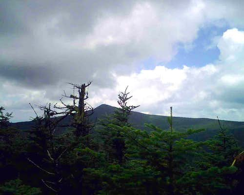 Killington Peak From Mendon Peak