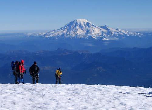 Mt Adams, Washington state