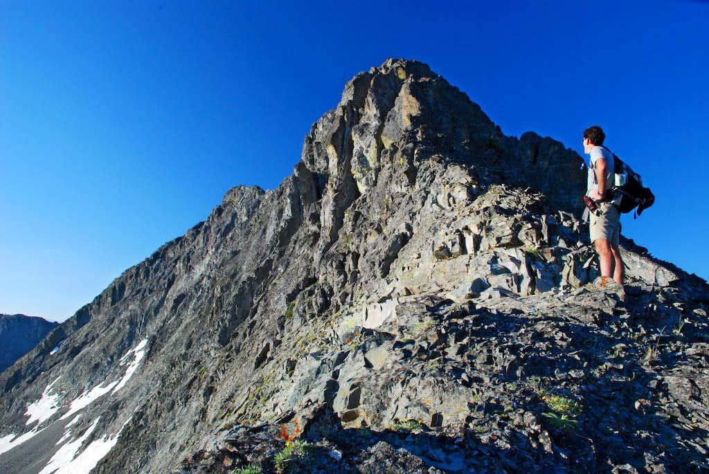 On the Ridge-Crest