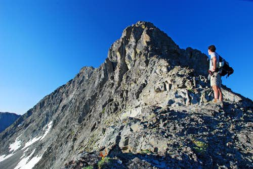 Hoyt Peak-- Missions Accomplished