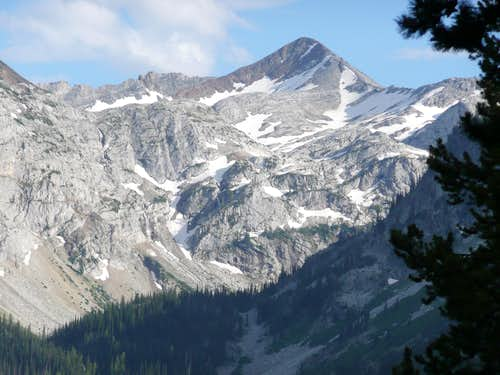 Eagle cap wilderness, Wallowa mts, Oregon