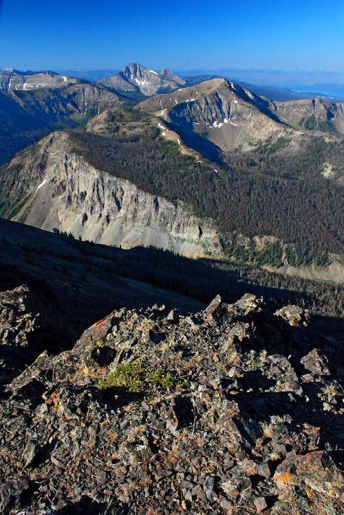Summits Near Hoyt Peak