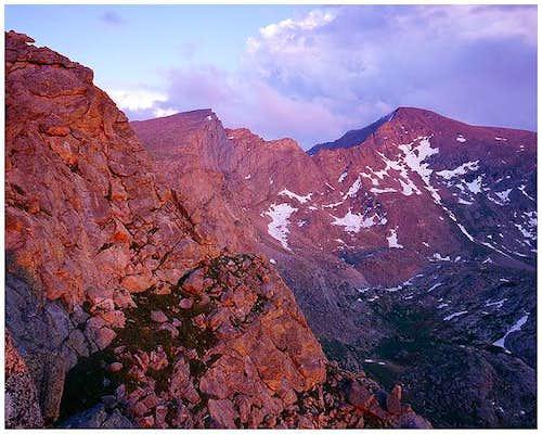 Mount Bierstadt, Colorado.