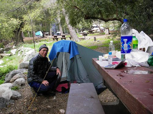 Millard Canyon Campground