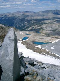 Obelisk on East Ridge of Maclure