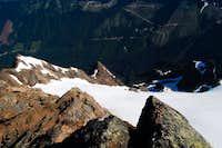 The Tomyhoi Glacier