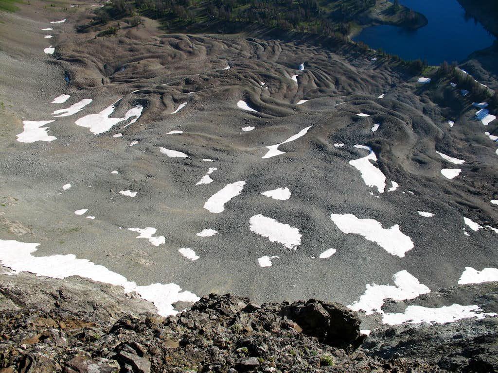Hoyt Peak Ridge View