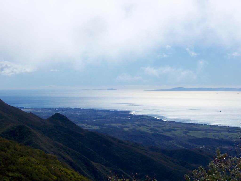 Santa Ynez Peak