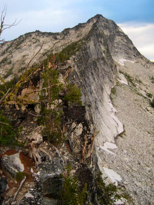 Canyon Peak - Southeast Ridge