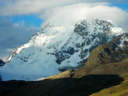 Huayna Potosi - South West Face