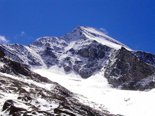Rötspitze 3495m