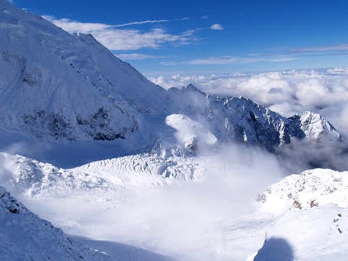 Glacier de Bionassay