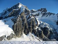 Grand Combin South Face from Tete Blanche