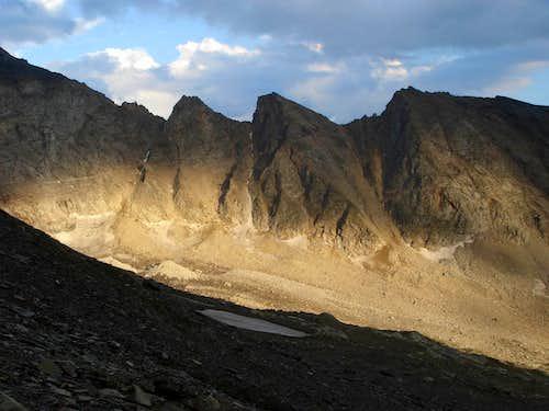 Hocharn SW-ridge