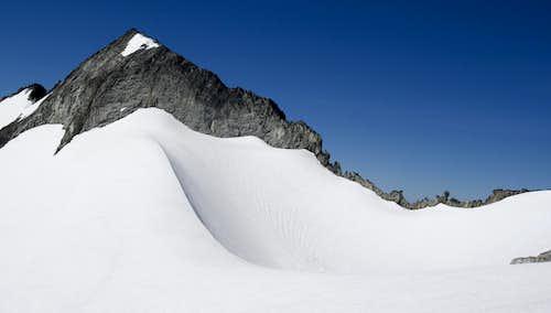 Redoubt Glacier