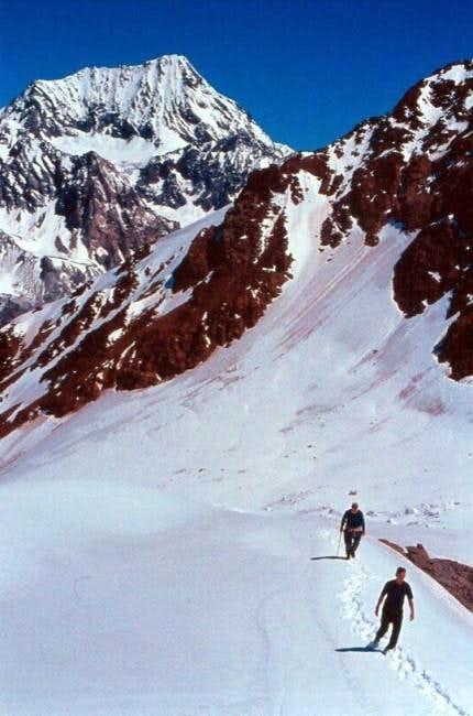 Gran Zebrù climbing Mount...