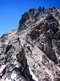 Elk peak East Ridge