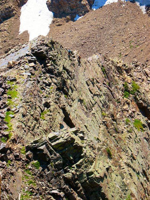 Broads Fork Twin Peaks Crux