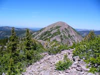 Whiskey Island Peak