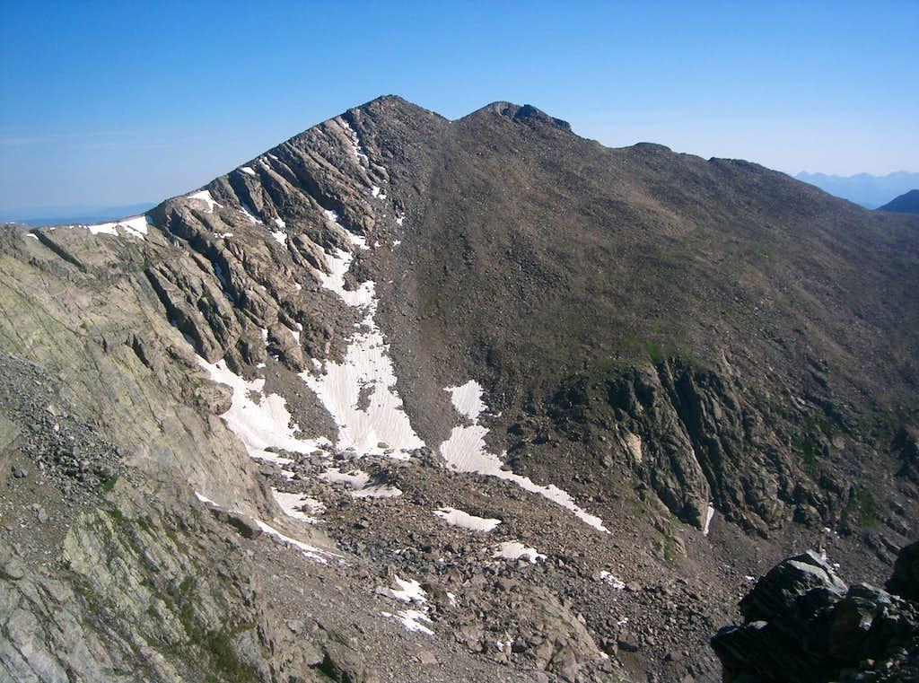 Holy Cross Ridge & Mount of the Holy Cross