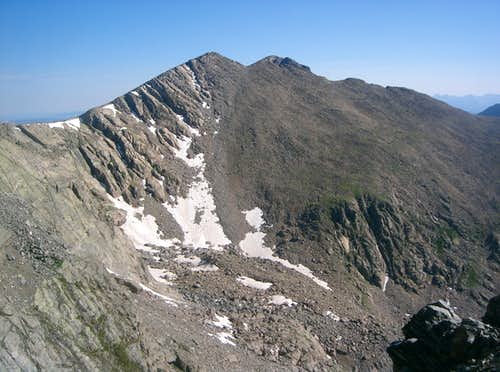 Holy Cross Ridge & Mount of the Holy Cross