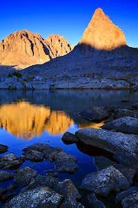 Isosceles Peak