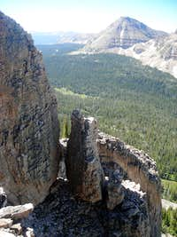 Cliffs of Mt Marsell