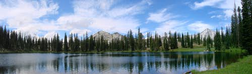 Bear Lake Panorama