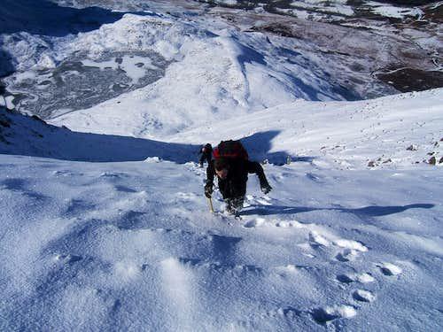 Foxes Path on Cadair Idris