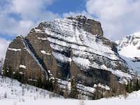View of Sheol Mountain