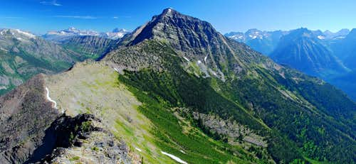 Mount Vaught Panorama