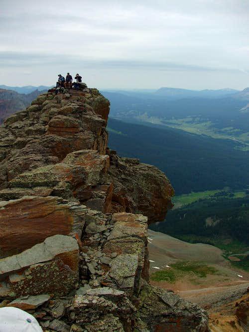 Summit of Golden Horn