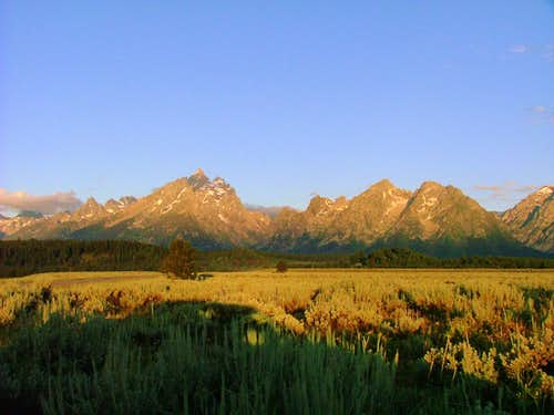 Grand Teton National Park Images.