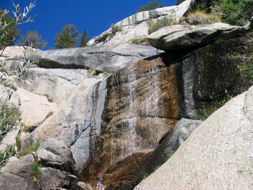 A cool waterfall