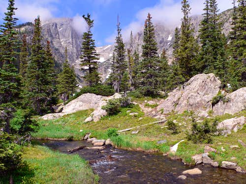 RMNP, Eldorado.... a river coming from Emerald Lake
